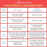 Your office Christmas party. Play it safe or make it a night to remember? http://t.co/s17eZbwESv