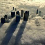RT @foto8: London in the fog today, photo courtesy of the flying police @MPSinthesky http://t.co/CrRZZNIr3R