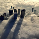 RT @SOSOfficeSearch: London certainly looked beautiful this morning #fog http://t.co/Qd2gaPsR5Q