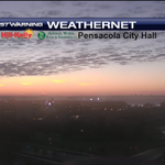 What a great start to the day!  Wonderful shot over Pensacola at 6:15. http://t.co/8EhNZHECZz