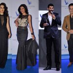 Kangana, Sushmita, Aditya, Vivek's stylish evening :: http://t.co/6piIdSIjsp ::