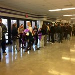 This. Is. Awesome. MT @kstatesports We have the best students! Check out the line for student @BWWBowl tickets. http://t.co/O1wWHM5MsV