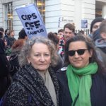 RT @GreenJennyJones: Green solidarity with students! @romaynephoenix: http://t.co/yc8thp0H45 #copsoffcampus