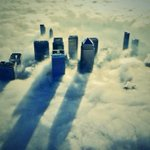 RT @bailsbails: Fantastic pic of the #foggylondon skyline from the officers and crew of @MPSinthesky #fog http://t.co/WEqFYCyPW3