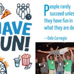 RT @FarReach: Were all about having fun at work and in life. #corevalue10 http://t.co/Nbcb2mGIEC