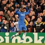 .@dembabafoot celebrates putting #CFC ahead... http://t.co/ZxYunvCUnz