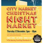 See you tonight at our Christmas Night Market. Its going to be the best EVER! http://t.co/YrGqZIDPpS