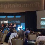 The hardest part of maintaining brand in social is tone of voice. AAs @ronbrissette in ecommerce panel #DDSum13 http://t.co/sC5Hccenas