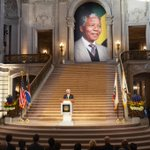 #SF will forever remember legacy of Nelson #Mandela by continuing to empower communities & fight for equality for all http://t.co/rcR9VyQJ28