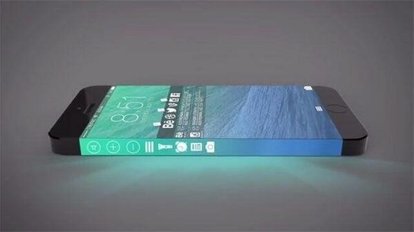 Iphone 6 leaked http://t.co/mcYN0SFBTl