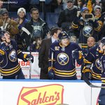 Priceless reactions after Girgensons scored in the shootout last night. #Sabres (@BWipp) http://t.co/YjuoRwEiMX