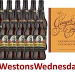 Enter our #WestonsWednesday comp to WIN 12 bottles of Henry & signed Ginger Pig Cookbook Just follow & RT http://t.co/s7KFdBlAMX