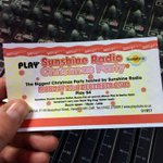 Got mine @SunshineRadio @PlayHereford #hereford http://t.co/XSCAjk2nNy
