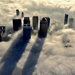 RT @Telegraph: Pictures of the day gallery: Spectacular aerial shot of fog over Canary Wharf http://t.co/VPh5xkewlt http://t.co/5JNMKRiQjW
