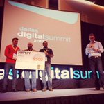 Were honored & excited to announce that @TangoTab was named the winner of the #DDSum13 Startup Showcase!!! http://t.co/jkfXXSN1hM