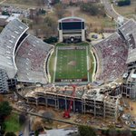 New #DWS2014 aerial photo from 12/3. Full construction photo gallery is now updated: http://t.co/cuk8Dtjdye http://t.co/ltlUzlPtye