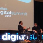 We are so grateful we had the opportunity to hear Apple co-founder, @stevewoz speak at the #DDSum13 http://t.co/WE4wfbZCs3