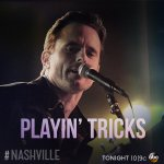 RT @Nashville_ABC: Deacon will be Playin Tricks for you in 2 hours! #Nashville http://t.co/zd8dYu613D