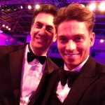 "After Camerons ""selfie"", Miliband poses for a ""selfie"" with #Towies Joey Essex http://t.co/hoaPmychjh http://t.co/IWmn2QmNKw ha ha ha"