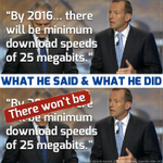 Before the election & after the election. More broken promises as the Abbott Government trashes the #nbn #auspol http://t.co/iL3chtGuKn