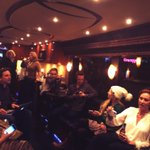 Riding around in @premieretrans! RT @SamPalladio 5m Welcome to the twitter bus #Nashville http://t.co/yQsksP2Lk0