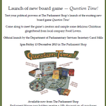 Dear lord I hope this isnt real RT @latikambourke: AHHHHHHHHHHHHHHHH. The Question Time the BOARD GAME!!!!! #QT http://t.co/ZW6IFZIQDB