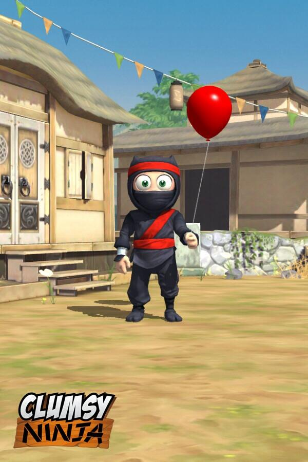 Eiad Daraghmeh (@PalStall): Check out my photo of #ClumsyNinja for iPhone! Try it for FREE! http://t.co/P23744Fqw7 http://t.co/CK4vJ6tSK0