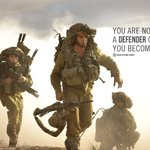 RT @IDFSpokesperson: One RT for the #defenders of #Israel http://t.co/0n8wKrbgVk