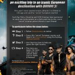 Just one hour until we announce a lucky winner of 2 X Tickets to watch #Dhoom3atVOX! Follow instructions below & RT! http://t.co/yHAjkNOB2E
