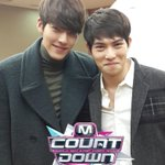[Trans] @MnetMcountdown: http://t.co/Ba1pUNHu4S Woobin-goon and Jonghyun-goon who met in a drama look like (cont) http://t.co/UYOED6aS3D