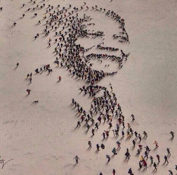 Maurice Wijnen (@mauricewijnen): Wow! #Mandela http://t.co/xMMDztIjMJ
