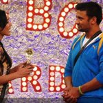 RT @TellyTalkIndia: #BB7 - Sangram wins Ticket to Finale task, while Kamya battles hard in @BiggBoss season 7