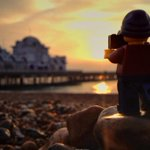 "Is this ""A new dawn"" as @PeoplesPier1 are on the brink of securing the future of South Parade Pier :) #Legography http://t.co/WRkZXIMsh4"