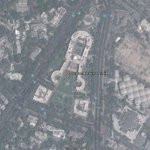 A satellite view of The Supreme Court of India. Quite a self-explanatory picture https://t.co/eB0Qk6E3HN http://t.co/X2TRijL8cm