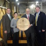 Congrats to Michters, newest member of Ky Bourbon Trail. We look forward to your downtown distillery http://t.co/eTS5yLNM6q