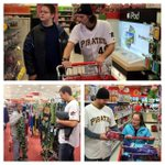 """@Pirates: Shop with a Cop and the @Pirates in Wheeling. #PiratesCAREavan http://t.co/WwzZciGnhi"" @GabySanchez15 @Jeff_Locke"