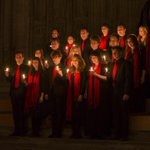Magical photo! The Choir performing at the Cathedral Carol Service this week; thanks to Peter Smith Photgraphy! http://t.co/wklZVV67yy