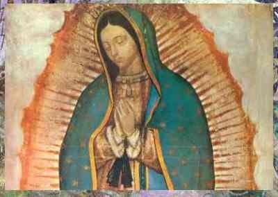 Our Lady of Guadalupe, pray for us! #SaintOfTheDay #prolife http://t.co/rcWiJuAHN6