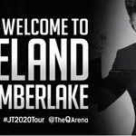 Were taking back the night....TONIGHT! Welcome to Cleveland, @jtimberlake! #JT2020Tour http://t.co/Fykgaxk5F3