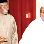 RT @MobilePunch: When the going was good: Jonathan and Obasanjo http://t.co/IfWJRiL673