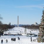 RT @TheNationalMall: #TBT A #Christmas-themed winter wonderland on the #NationalMall! #Washington #DC #USA http://t.co/vZs3OamOZh