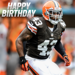 """@Browns: Happy Birthday to @BossWard43, the HARDEST HITTING Safety in the @NFL! http://t.co/e14kecOi1R"""