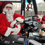 Rebel with a Claus: Coast Mountain bus driver wins okay to wear Santa suit http://t.co/bFFjTUbXA3 #Vancouver http://t.co/XMge0LWpqG