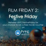 RT and FOLLOW to win one of the 100 HTC Watch movie vouchers that were giving away today. Good luck! #HTCFilmFriday http://t.co/ehRNxnFANv