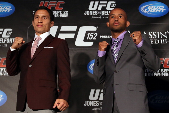 FC: Catch the #UFCFightNight: Johnson vs Benavidez 2 pre-fight press conf. TODAY @ 4p/1p ET/PT http://t.co/GQWWKUP4z9 http://t.co/x2owCFnVOO