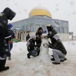 Unusual December snowstorm strikes Middle East http://t.co/SQVM9QBHQy http://t.co/J5odroGIXg