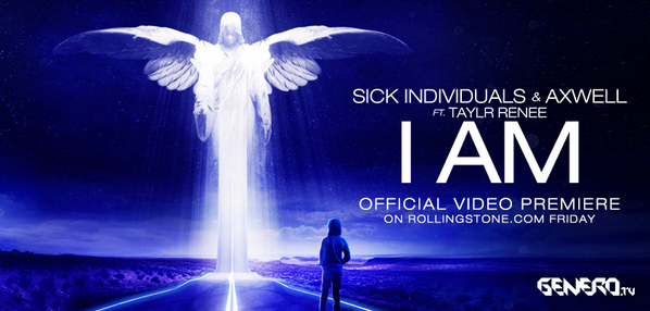 Tomorrow the first 'I AM' video will premiere on the @RollingStone website...stay tuned! http://t.co/T3YVWtGWu0