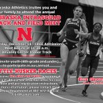 #Huskers Host Annual Intrasquad Meet Saturday at 11:30 am - FREE Admission! http://t.co/vtOe5VYkke http://t.co/hFenhcxO5G
