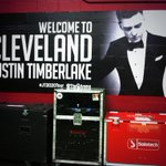 The @jtimberlake sign is up! #JT2020Tour http://t.co/GVcOMV5WPg