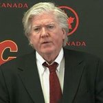 RT @GrantLawrence: Brian Burke looks refreshed, rejuvenated, and ready to take over as #Calgary #Flames GM! http://t.co/LTgYkjb4yz